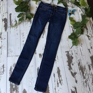 Hollister stretch skinny jeans
